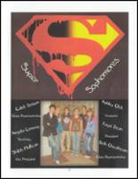 2009 Eula High School Yearbook Page 38 & 39