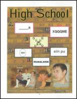 2009 Eula High School Yearbook Page 52 & 53