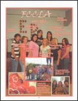 2009 Eula High School Yearbook Page 58 & 59