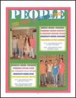 2009 Eula High School Yearbook Page 100 & 101
