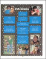 2009 Eula High School Yearbook Page 108 & 109
