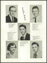 1957 Casco High School Yearbook Page 12 & 13