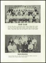 1957 Casco High School Yearbook Page 16 & 17