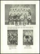 1957 Casco High School Yearbook Page 18 & 19