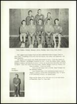 1957 Casco High School Yearbook Page 20 & 21