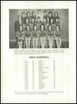 1957 Casco High School Yearbook Page 22 & 23