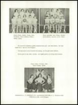 1957 Casco High School Yearbook Page 26 & 27