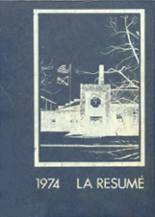 1974 Yearbook Headland High School