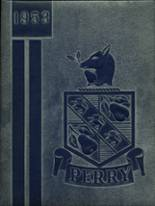 1953 Yearbook Perry Traditional Academy High School