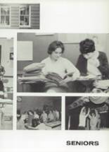 1962 Cranston High School East Yearbook Page 22 & 23