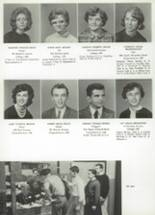 1962 Cranston High School East Yearbook Page 32 & 33