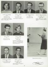 1962 Cranston High School East Yearbook Page 34 & 35