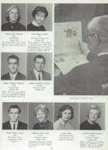 1962 Cranston High School East Yearbook Page 36 & 37