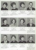 1962 Cranston High School East Yearbook Page 38 & 39