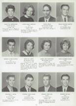 1962 Cranston High School East Yearbook Page 50 & 51