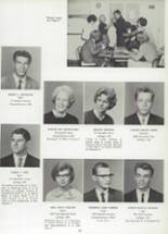 1962 Cranston High School East Yearbook Page 52 & 53