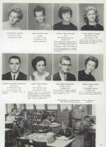 1962 Cranston High School East Yearbook Page 54 & 55