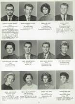 1962 Cranston High School East Yearbook Page 56 & 57