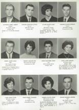 1962 Cranston High School East Yearbook Page 60 & 61