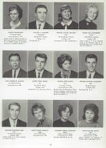 1962 Cranston High School East Yearbook Page 62 & 63