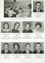 1962 Cranston High School East Yearbook Page 80 & 81