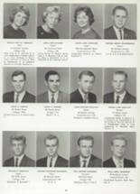 1962 Cranston High School East Yearbook Page 84 & 85