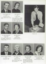 1962 Cranston High School East Yearbook Page 86 & 87