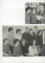 1962 Cranston High School East Yearbook Page 94 & 95