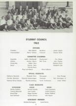 1962 Cranston High School East Yearbook Page 96 & 97