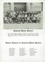 1962 Cranston High School East Yearbook Page 98 & 99