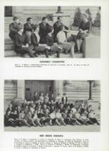 1962 Cranston High School East Yearbook Page 100 & 101