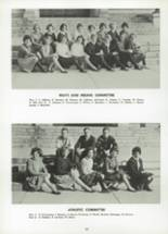 1962 Cranston High School East Yearbook Page 102 & 103