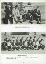 1962 Cranston High School East Yearbook Page 104 & 105