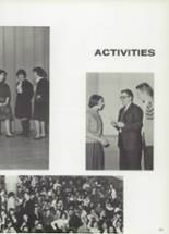 1962 Cranston High School East Yearbook Page 106 & 107