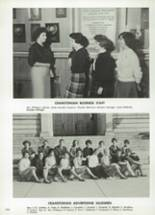 1962 Cranston High School East Yearbook Page 108 & 109