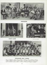 1962 Cranston High School East Yearbook Page 112 & 113