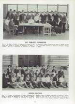 1962 Cranston High School East Yearbook Page 118 & 119