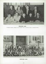 1962 Cranston High School East Yearbook Page 122 & 123