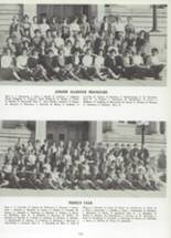 1962 Cranston High School East Yearbook Page 126 & 127