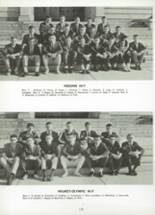 1962 Cranston High School East Yearbook Page 132 & 133