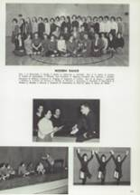 1962 Cranston High School East Yearbook Page 134 & 135