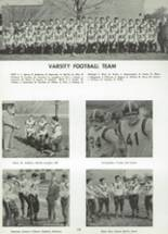 1962 Cranston High School East Yearbook Page 142 & 143