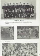 1962 Cranston High School East Yearbook Page 146 & 147