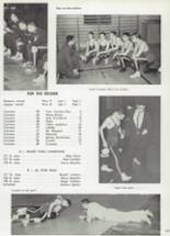 1962 Cranston High School East Yearbook Page 148 & 149
