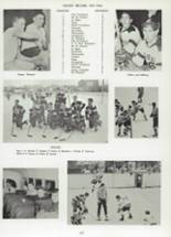1962 Cranston High School East Yearbook Page 150 & 151