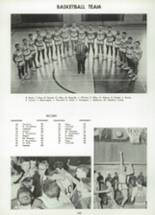 1962 Cranston High School East Yearbook Page 152 & 153