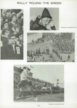 1962 Cranston High School East Yearbook Page 156 & 157