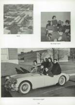 1962 Cranston High School East Yearbook Page 162 & 163