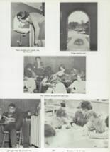 1962 Cranston High School East Yearbook Page 166 & 167