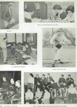 1962 Cranston High School East Yearbook Page 168 & 169